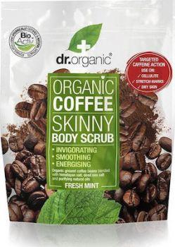 Dr.Organic Coffe Skinny Body Scrub 200ml