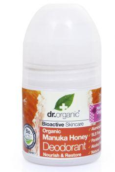 Dr.Organic Manuka Honey Deodorant 50ml