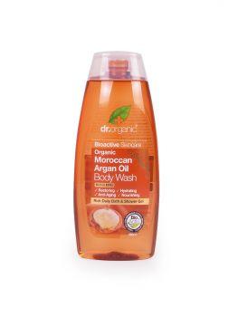 Dr.Organic Moroccan Argan Oil Body Wash 250ml
