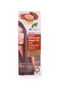Dr.Organic Organic Moroccan Argan Oil Hair Serum 100ml