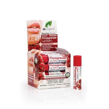 Dr.Organic Pomegranate Lip Balm 5,7ml