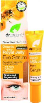 Dr.Organic Royal Jelly Eye Serum 15ml