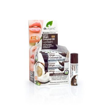 Dr.Organic Virgin Coconut Oil Lip Balm 5,7ml