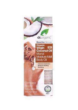 Dr.Organic Virgin Coconut Oil Moisture Melt Body Oil 90gr