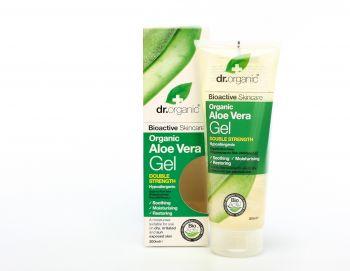 Dr Organic Aloe Vera Gel Double Strength 200ml