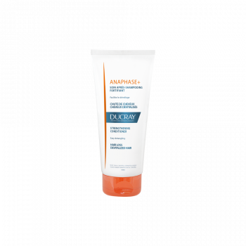 Ducray Anaphase+ Δυναμωτική Μαλακτική Κρέμα Μαλλιών 200ml
