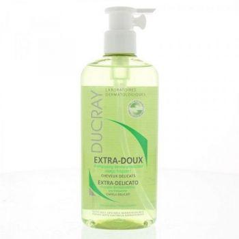 Ducray Extra-Doux Shampoo Σαμπουάν Για Συχνή Χρήση 400ml