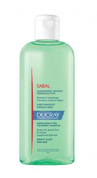 Ducray Sabal Shampoo Σμηγματορρυθμιστικό Σαμπουάν Αγωγής 200ml