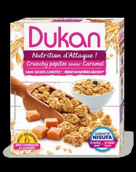 Dukan Δημητριακά (Clusters) με γεύση καραμέλα