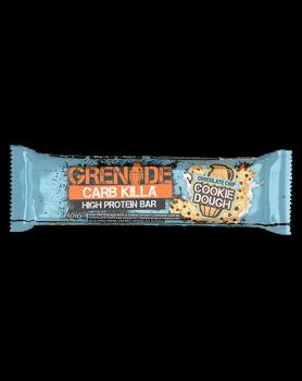 Dukan Grenade Carb Killa Μπάρες Υψηλής Πρωτεϊνης Chocolate Chip Cookie Dough