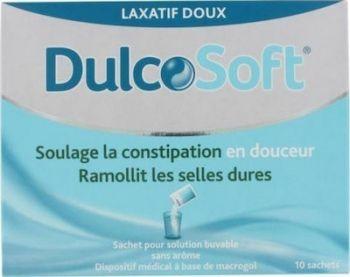 Dulcosoft κατά της Δυσκοιλιότητας 10 φακελίσκοι