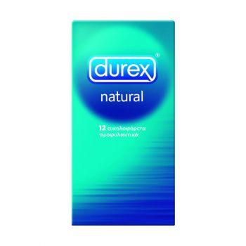 Durex-Κλασικά-Προφυλακτικά-Natural-12τμχ