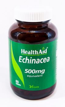 Echinacea (Purpurea) 500mg tablets 60's