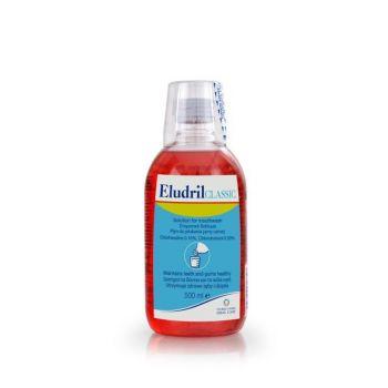 Elgydium-Στοματικό-Διάλυμα-Χλωρεξιδίνης-0,10%-Eludril-Classic-500Ml