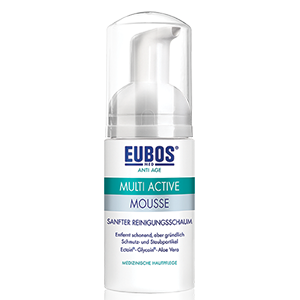Eubos Multi Active Mousse 100ml