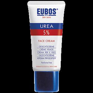 Eubos Urea 5% Face Cream 50ml