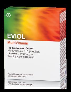 Eviol-Πολυβιταμίνη-Multivitamin-30-Caps