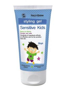 Frezyderm-Απαλό-Παιδικό-Gel-για-τα-Μαλλιά-Δυνατό-Κράτημα-Styling-Μαλλιών-Sensitive-Kid's-Hair-Styling-Gel-100ml