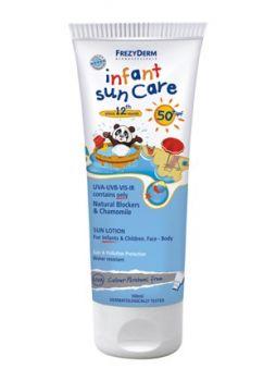 Frezyderm-Aντηλιακό-Γαλάκτωμα-Προσώπου-Και-Σώματος-Για-Νήπια-Infant-Sun-Care-SPF-50+-100-ml