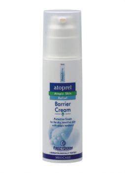 Frezyderm Atoprel Barrier Cream Κρέμα Για Την Προστασία Του Δέρματος Με Ατοπική Προδιάθεση Κατα Την Αλλαγή Της Πάνας 150ml