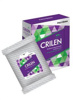Frezyderm Crilen Wipes Με Εντομοαπωθητική Δράση 20τμχ