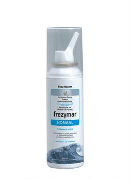 Frezyderm Frezymar Normal Ρινικό Υπέρτονο Αποσυμφορητικό Spray 2,6% NaCl 100Ml