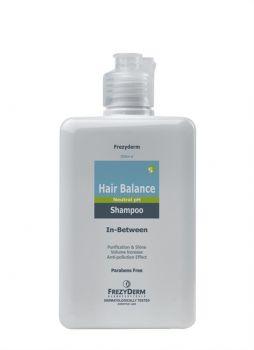 Frezyderm Hair Balance Shampoo Για Την Φροντίδα Των Μαλλιών Μεταξύ Των Φαρμακευτικών Αγωγών 200ml