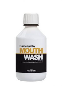 Frezyderm Mouthwash Homeopathy Στοματικό διάλυμα για Ομοιοπαθητική 250ml