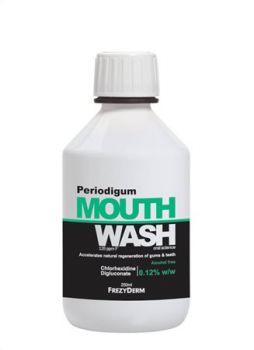 Frezyderm Mouthwash Periodigum Στοματικό διάλυμα Συμπτωμάτων Περιοδοντίτιδας 250ml