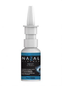Frezyderm Nazal Cleaner Moist Υπέρτονο Αλατούχο Διάλυμα 0,9% NaCl 30ml