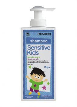 Frezyderm Sensitive Kid's Shampoo Boy Εξειδικευμένο Σαμπουάν για Αγόρια 200ml