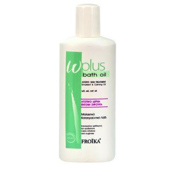 Froika-Καταπραϋντικό-Λάδι-Για-Το-Ατοπικό-&-Ξηρό-Δέρμα-Ω-Plus-Bath-Oil-200ml