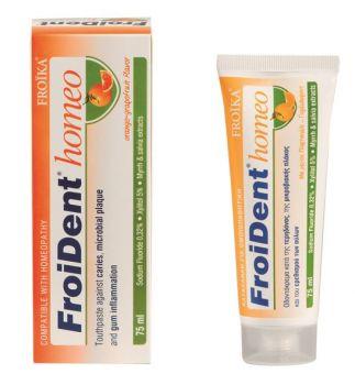 Froika-Ομοιοπαθητική-Οδοντόκρεμα-Με-Γεύση-Πορτοκάλι-Γκρέιπ-Φρουτ-Froident-Homeo-75ml