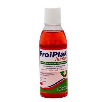 Froika-Ομοιοπαθητικό-Διάλυμα-Με-Γεύση-Μήλο-Κανέλα-Froiplak-Homeo-250ml