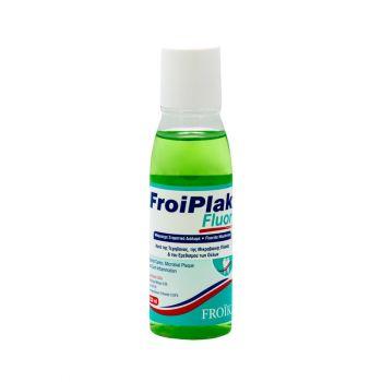 Froika-Στοματικό-Διάλυμα-Με-Φθόριο-Mouthwash-Froiplak-Fluor-250ml