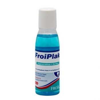 Froika-Στοματικό-Διάλυμα-Mouthwash-Froiplak-250ml