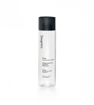 Galenic Νερό Καθαρισμού Ματιών Pur Démaquillant Yeux Micellaire Waterproof 125ml