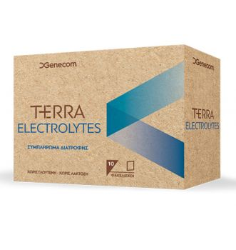 Genecom Electrolytes 10 sachets