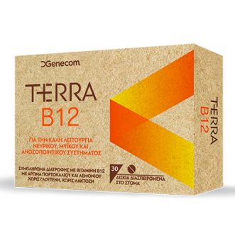 Genecom Terra B12 30Tbs