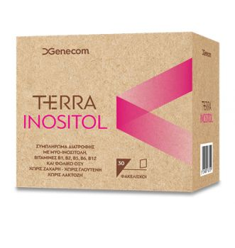 Genecom Terra Inositol 30 sachets