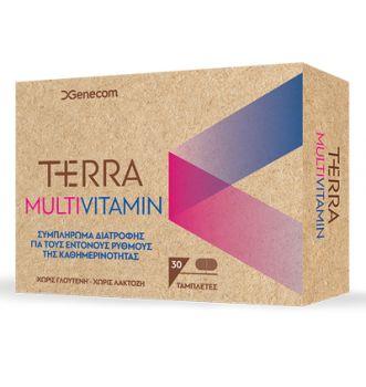 Genecom Terra Multivitamin 30tbs