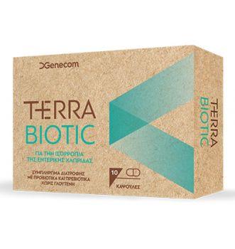 Genecon Terra Biotic 10caps
