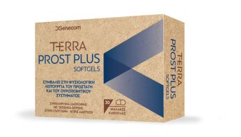 Genecon Terra Prost Plus 30 Soft Gels