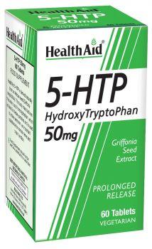Health Aid 5-HTP 50mg 60tabs
