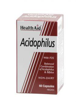 Health Aid Acidophilus 60Caps