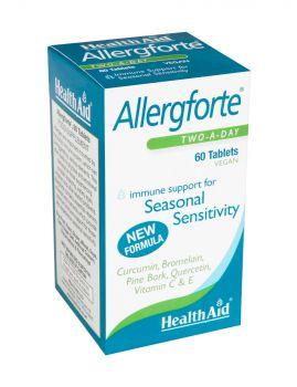 Health Aid Allergforte 60 tabs