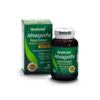 Health Aid Ashwagandha 60tabs
