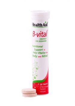 Health Aid B-vital 20 eff tabs