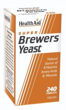 Health Aid Brewers Yeast 300mg 240 tabs