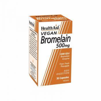 Health Aid Bromelain 500mg 30caps